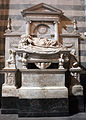 Giovanni angelo montorsoli, monumento a mario maffei, vescovo di cavaillon, 1537 circa 01.JPG
