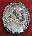 Giovanni melone, medaglia di antoine de perrenot cardinal di granvelle, 1556, 01.jpg