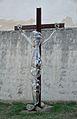 Glass crucifix in Drosendorf.jpg