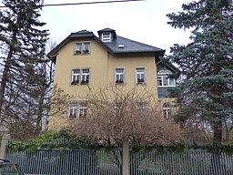 Goethestraße in Moritzburg