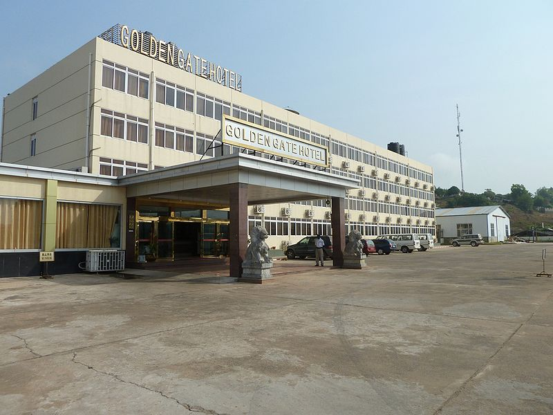 Golden gate hotel Liberia, Africa - panoramio.jpg