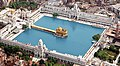Golden temple amritsar view from heights.jpg