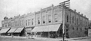 Goodland, Indiana - Goodland, 1916