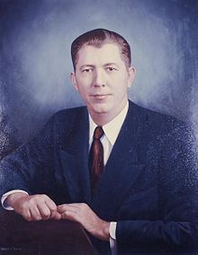 Governor James P. Coleman, Jan. 17, 1956 to Jan. 19, 1960 (14143043313).jpg