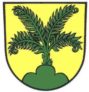 Grünkraut - Image: Grünkraut Wappen