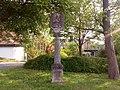Grünsfeld Kulturdenkmal Laistraße Bildstock Weltgericht - 3.jpg