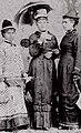 Grace Kamaikui Kahoalii, Lucy Peabody and Lizzie Kia Nahaolelua.jpg