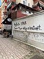 Graffiti against businesses of Samir Mane..jpg