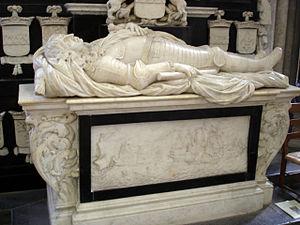 Rombout Verhulst - Tomb monument of Willem Joseph van Ghent in Utrecht