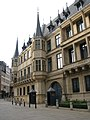 Grand Ducal Palace in Luxembourg 2.JPG
