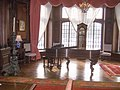 Grand piano - piano room, Casa Loma.jpg