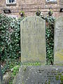 Grave of William Jeynes, St Mary de Crypt Church, Gloucester.JPG