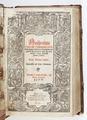 Graverat titelblad till dansk bibel från 1577 - Skoklosters slott - 93197.tif