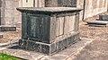 Graveyard at St. Munchin's Church, Limerick (14400034432).jpg