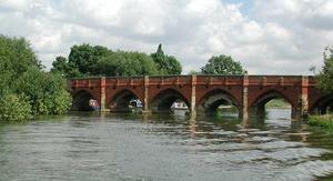 Great Barford - Great Barford Bridge