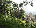 Great Malvern Priory Church from Foley Terrace - geograph.org.uk - 1427561.jpg