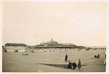 Wellington Pier in 1930.
