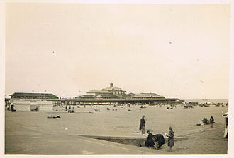 Great Yarmouth - Britannia Pier in 1930
