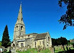 Greetham Oakham St Mary the Virgin.JPG