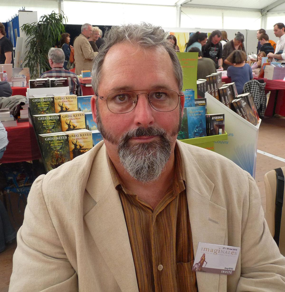 Gregory Keyes - Wikipedia