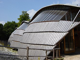 Weald and Downland Living Museum - The Gridshell building