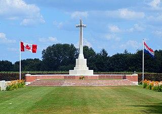 Groesbeek Canadian War Cemetery World War II cemetery in the Netherlands