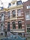 foto van Herenhuis in eclectische bouwstijl met neo-classicistische kenmerken