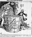 Grue cartoon mocking the fines levied on beef trusts (March 9, 1910).jpg
