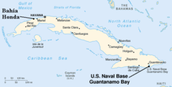 Guantanamo and Bahia Honda Bay map.png