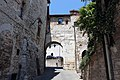 Gubbio, porta vehia, IV-III secolo ac., rimaneggiata nel medioevo, 01.JPG
