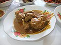 Gulai kambing masakan Padang.JPG