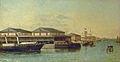 Gustave Mascart - De handelsdokken te Oostende ca. 1884 001.JPG