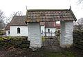Högstena kyrka Stigluckan i öster 2010-04-08.jpg