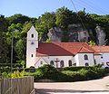 Hütting bei Rennertshofen, Kirche außen.jpg