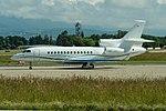 HB-JSL Dassault Falcon 7X FA7X - DGX (27241167104).jpg
