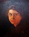 HENRIQUE BERNARDELLI (1858 - 1936), Retrato de Jovem Garota, 1922, óleo sobre cartão, 31 x 23,4 cm, Photo Gedley Belchior Braga.jpg