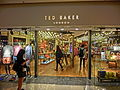 HK 金鐘 Admiralty 太古廣場 Pacific Place shop Teb Paker London name sign May-2014.JPG