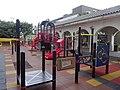 HK 香港 Dr Sun Yat-Sen Memorial Park 中山紀念公園 Colonnade and Children's Playground June 2016 DSC.jpg