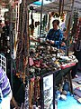 HK SSP 深水埗 Sham Shui Po 桂林街 Kweilin Street 鴨寮街 Apliu Street Nov-2013 Second hand market antique stall.JPG