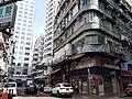 HK YMT 油麻地 Yau Ma Tei 白加士街 Parkes Street near 西貢街 Saigon Street building shops February 2020 SS2 01.jpg