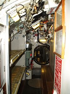 HMS Ocelot 1962 stern accommodation.JPG