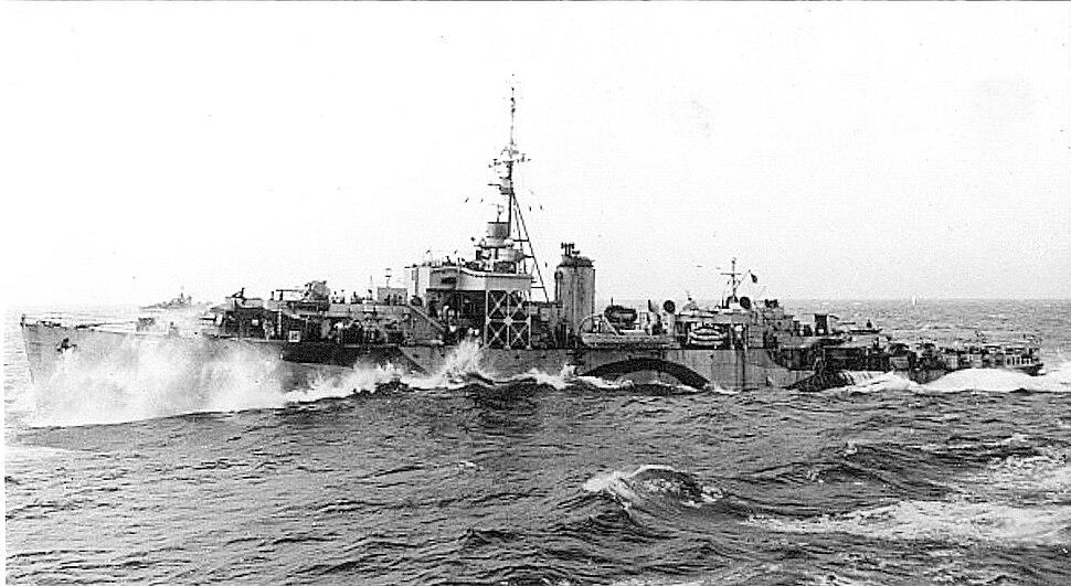 HMS Swale K217