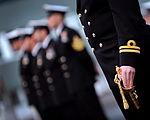 HMS Vanguard's Port ship's company, Divisions, Jan 2013 03.jpg