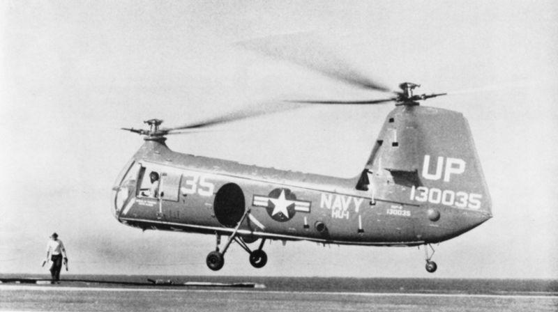 File:HUP-2 HU-1 on USS Oriskany (CVA-34) 1960.jpg