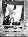 Haditudósító plakát, 1943. Fortepan 72090.jpg