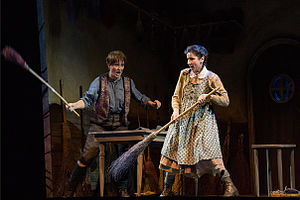 Hansel and Gretel - Staatsoper Wien 2015