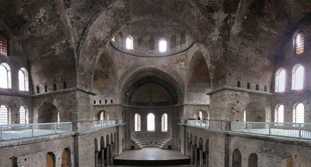 Hagia Eirene inside