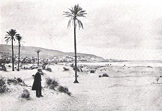 Haifa - Mount Carmel before 1899