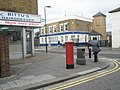 Hairdressers at the corner of Featherstone and St John's Roads - geograph.org.uk - 1521514.jpg