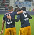 Halbfinale ÖFB Cup SV Grödig gegen FC Red Bull Salzburg (28.April 2015) 03.JPG